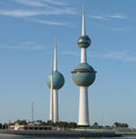 Kuwait Towers Picture